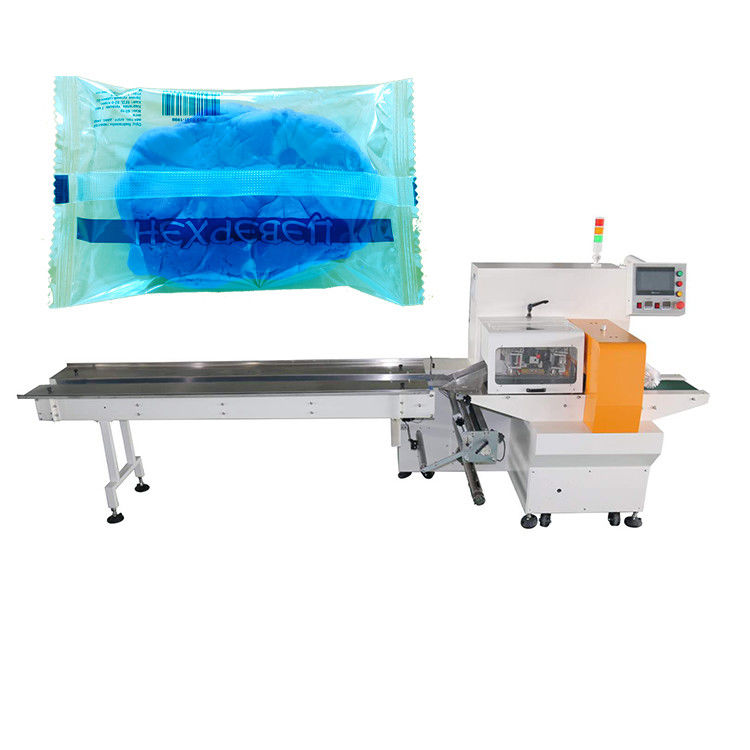 OPP PLC Transparent Adhesive Tape Card Packaging Machine