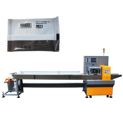 Horizontal CPP 360mm Pillow Fruits Packing Machine