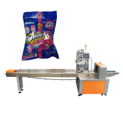 5.4KW Automatic Horizontal Flow Pillow Gloves Packing Machine